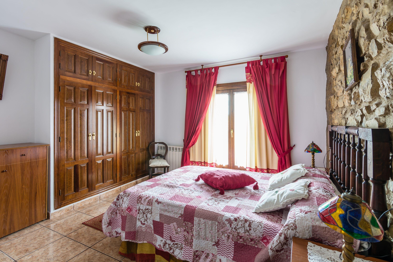 Casa rural con 3 habitaciones en la sierra de Albarracín