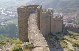 Muralla Albarracín