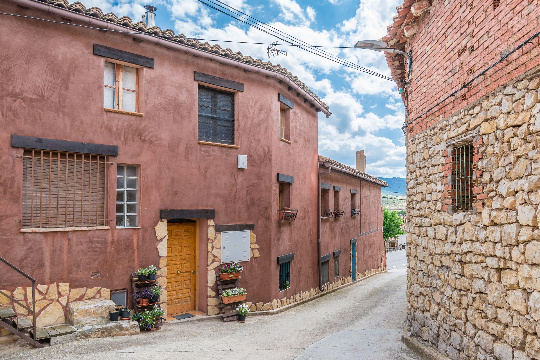 Casa rural para 7 personas en Teruel