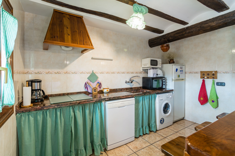 Casa rural tradicional restaurada en Albarracín