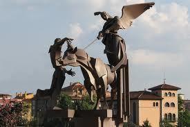 Monumento a la vaquilla