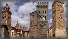 Tres torres y catedral