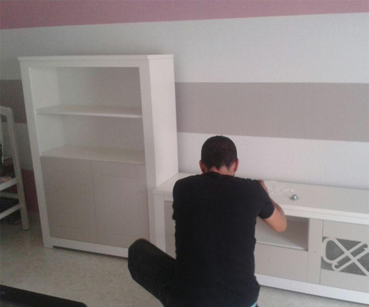 Instalación de muebles en Cádiz