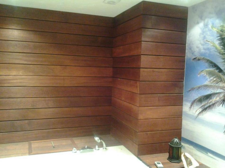 Colocación de madera IP