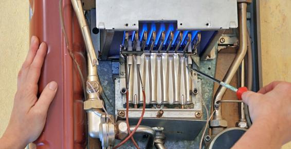Calderas de gas: Servicios de Ingasa