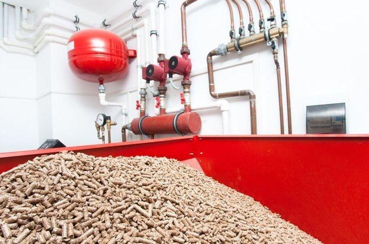 instalación de calderas de pellet en Salamanca