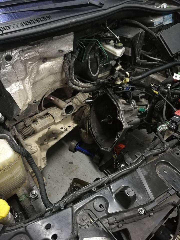 Mecánica en general en Lugones