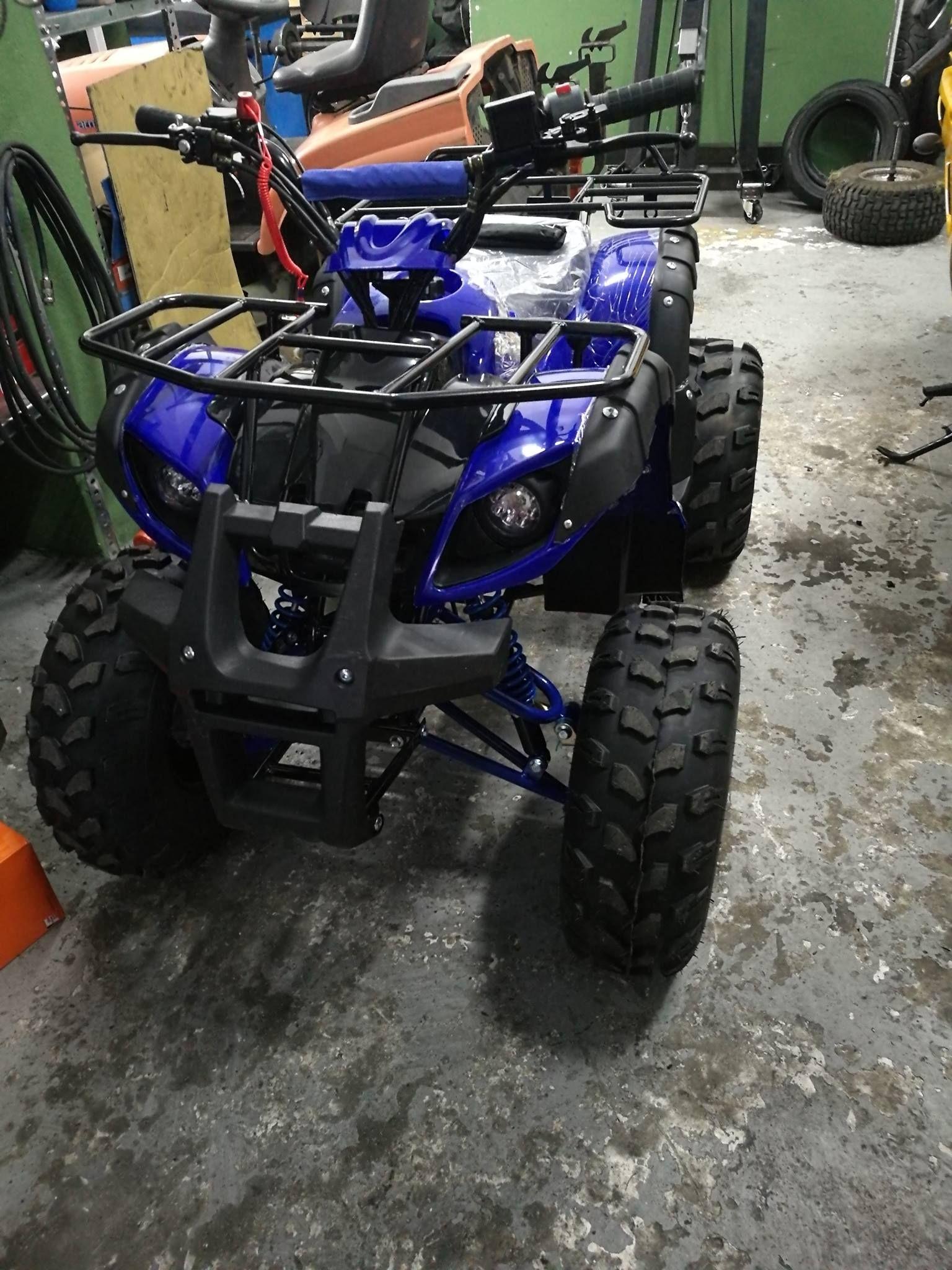 Reparación de quads en Lugones