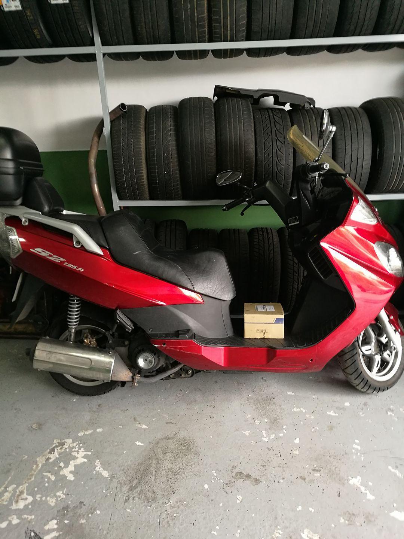 Reparación de motos en Lugones