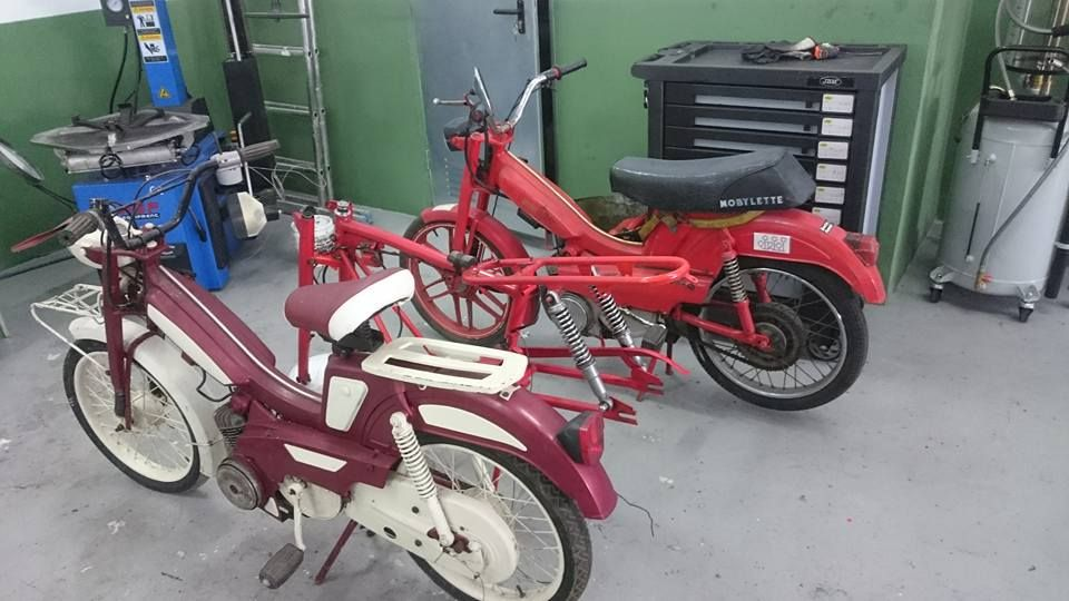 Reparación de motocicletas en Lugones