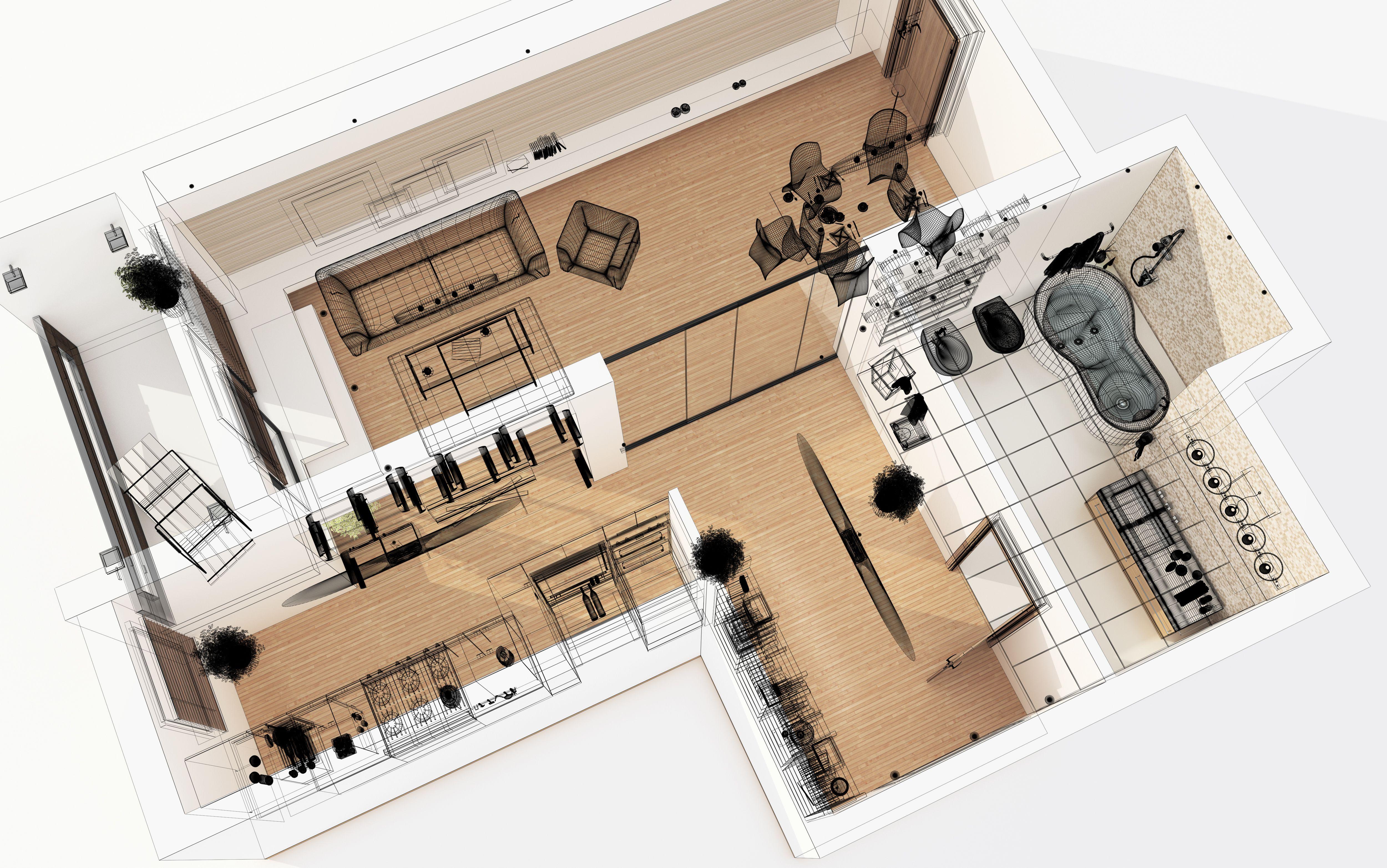 Diseños en 3D Sant Andreu Barcelona