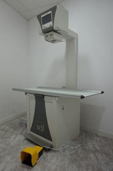 Sala de rayos X