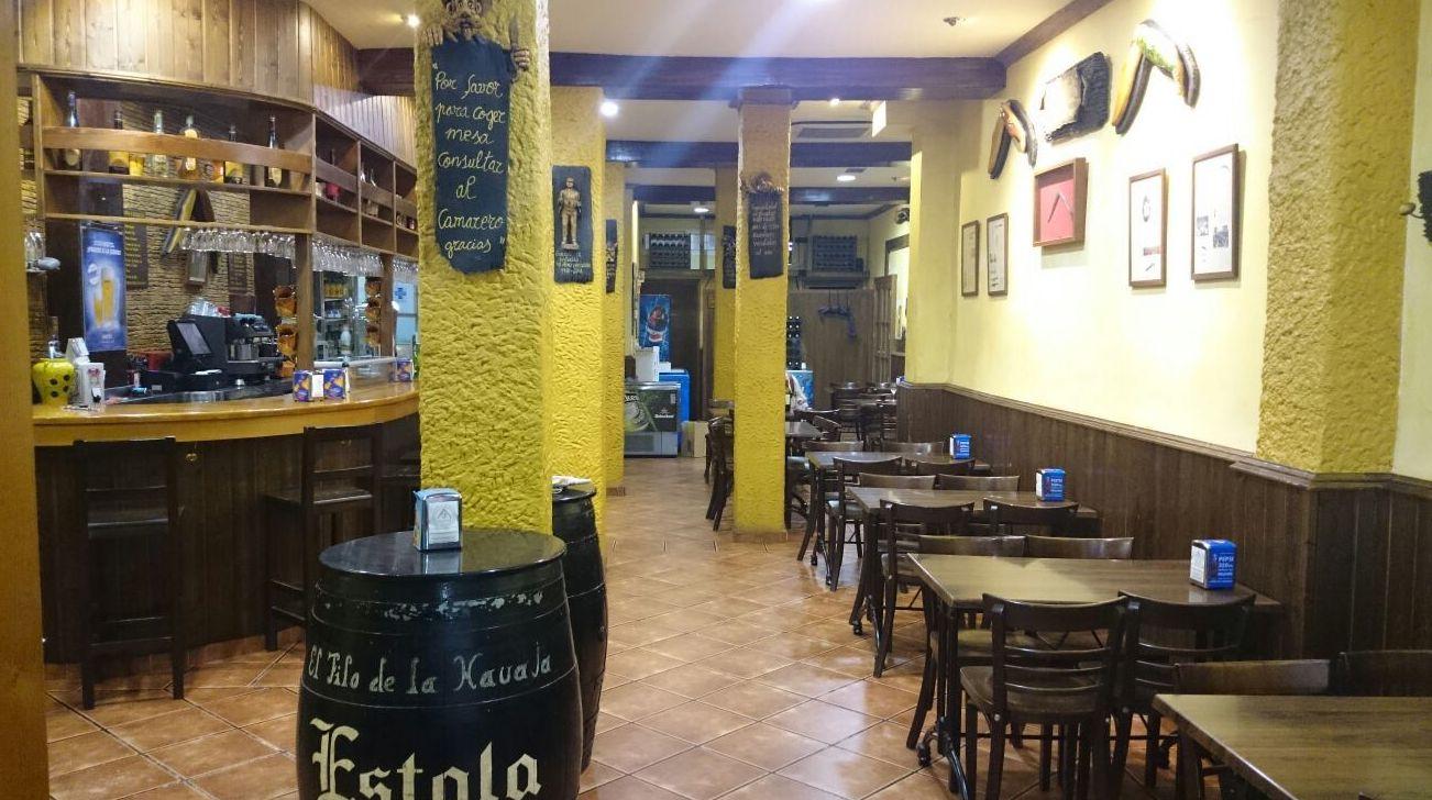 Bar de tapas Albacete