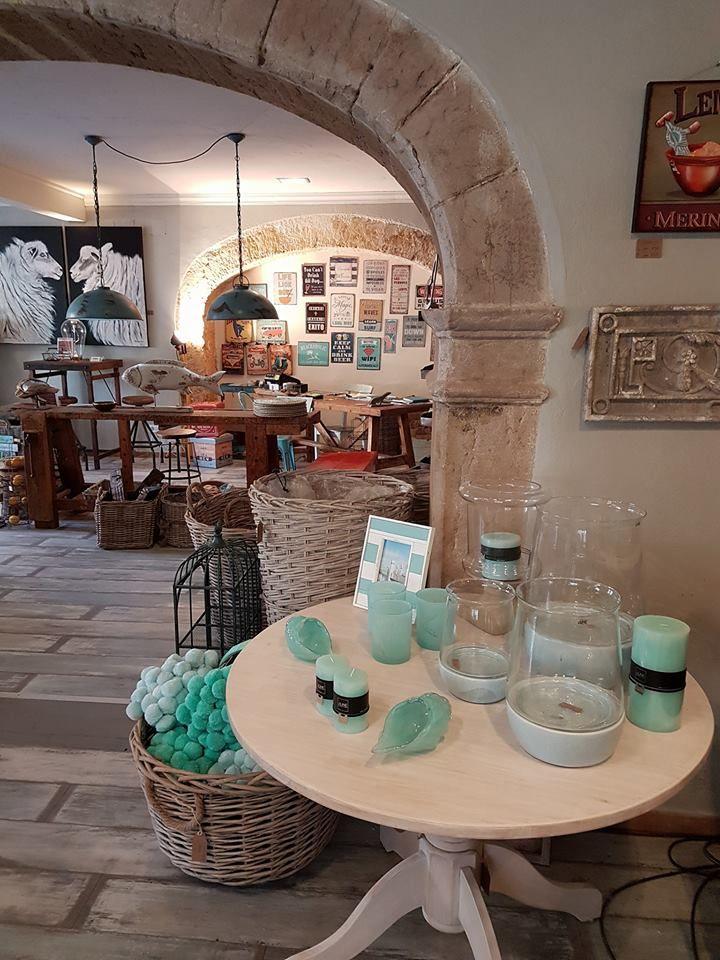 Tiendas de muebles y decoración en Mallorca