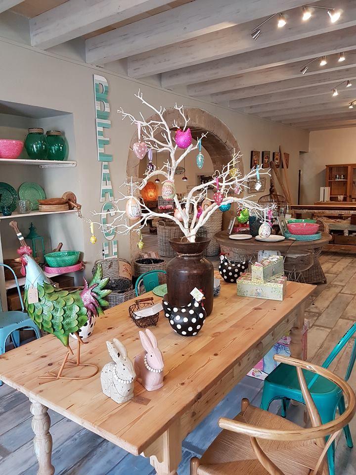 Tienda de decoración en Mallorca