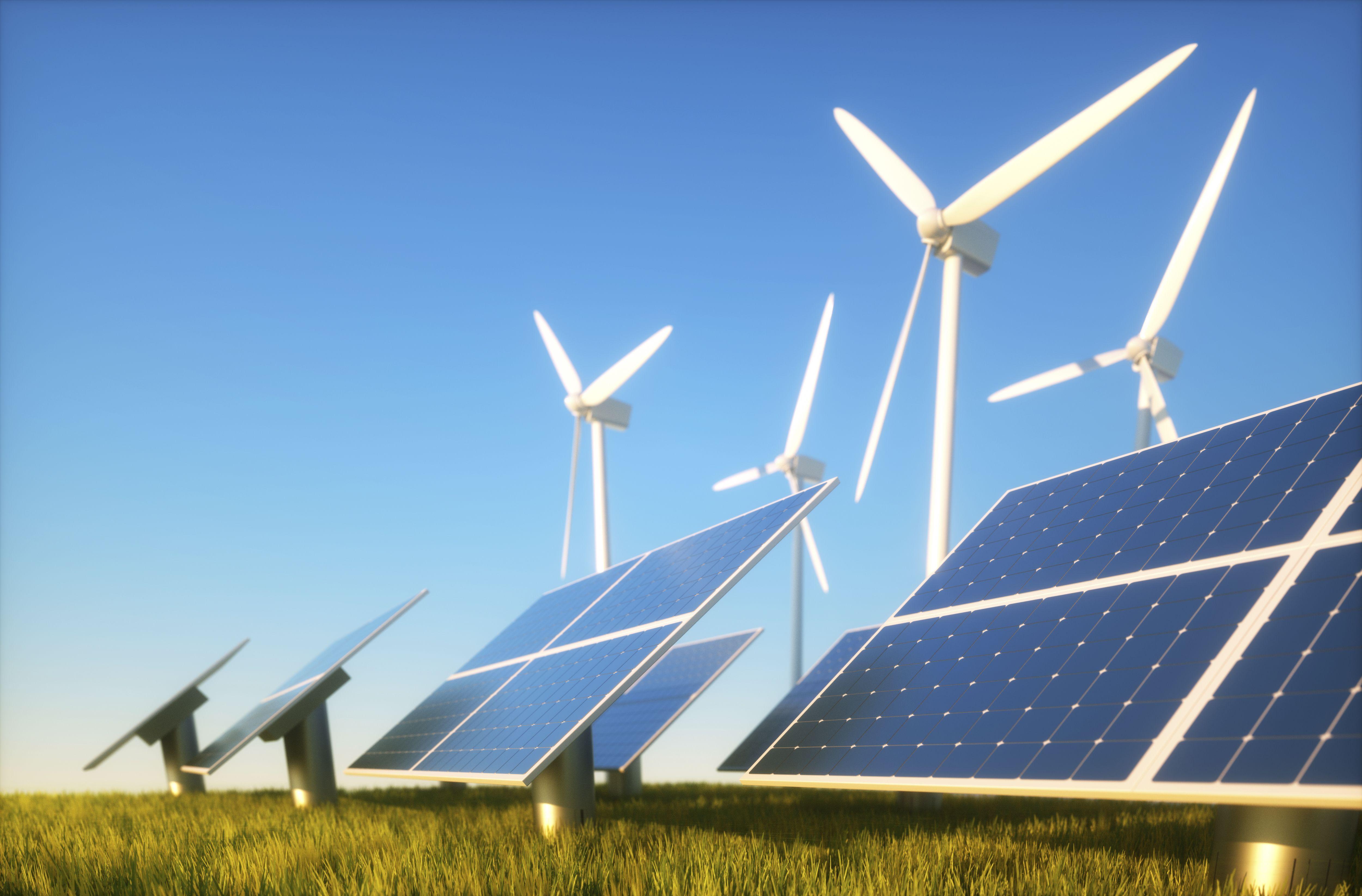 Energías renovables: Productos y servicios de Gadir S.L.