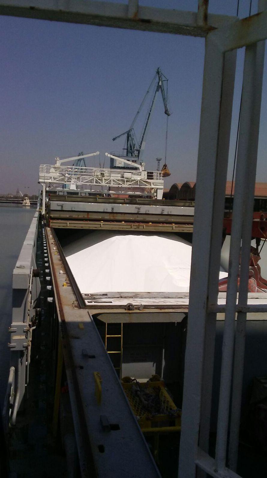Asistencia tecnica de maquinaria industrial a buques