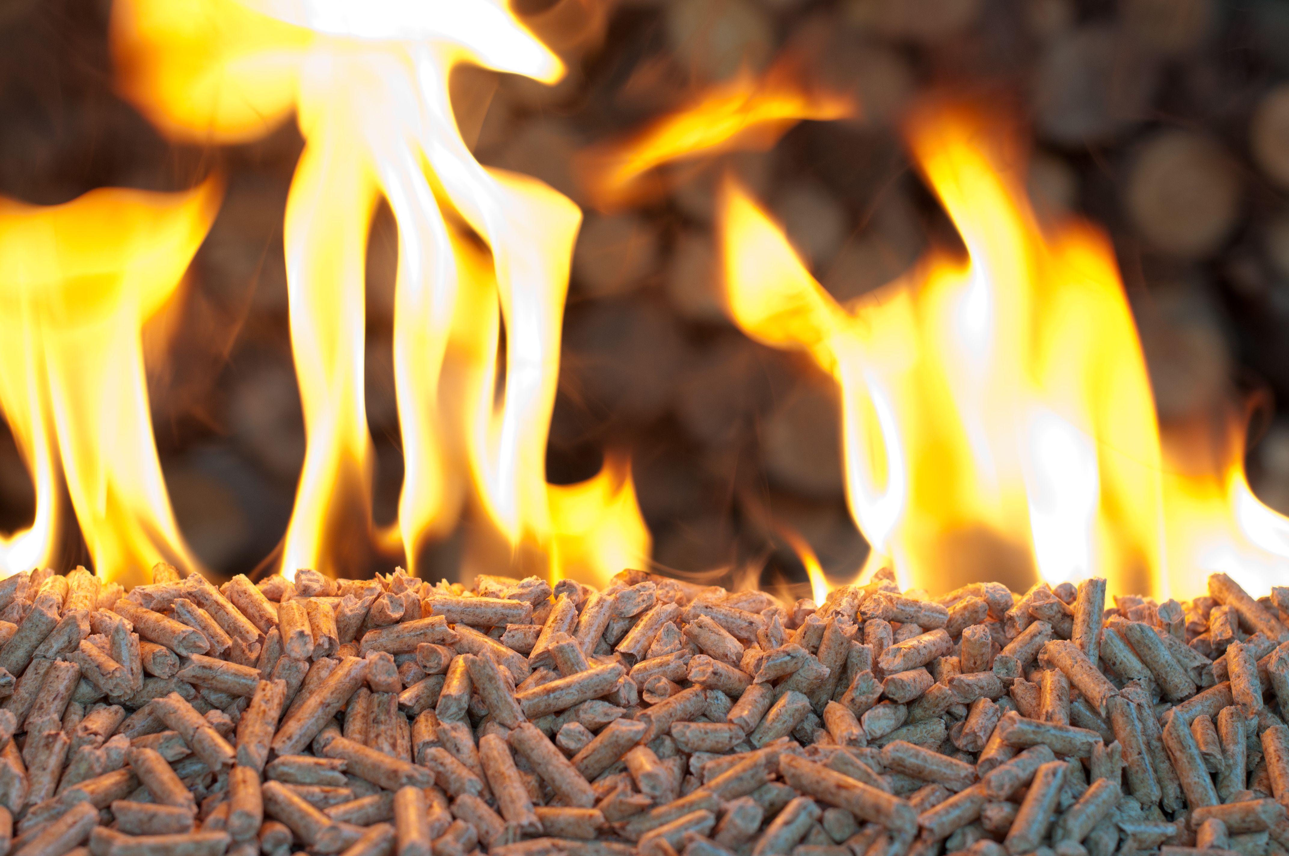 Biomasa o pellet: Productos y servicios de Gadir S.L.