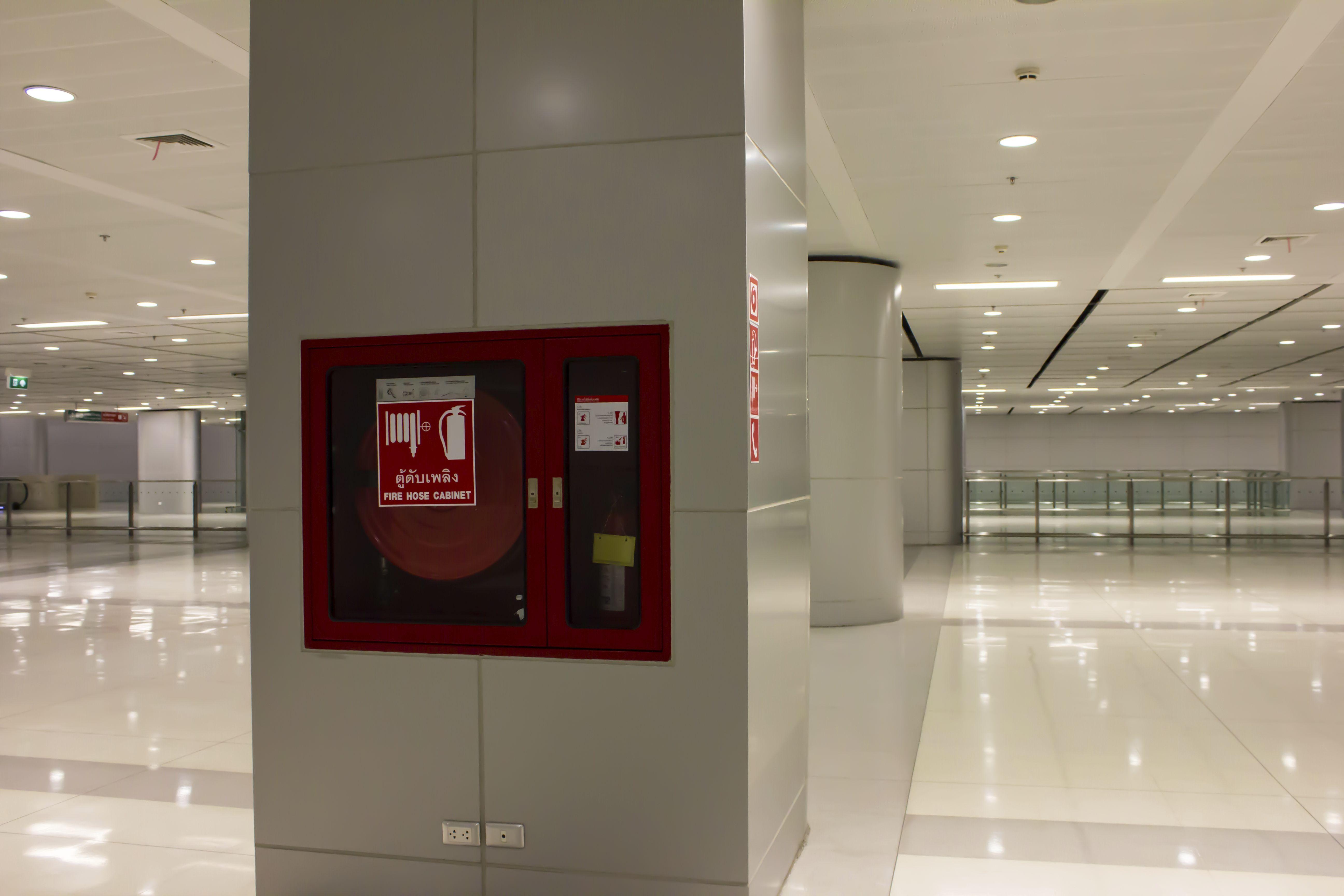 Instalaciones fijas de detección de incendios