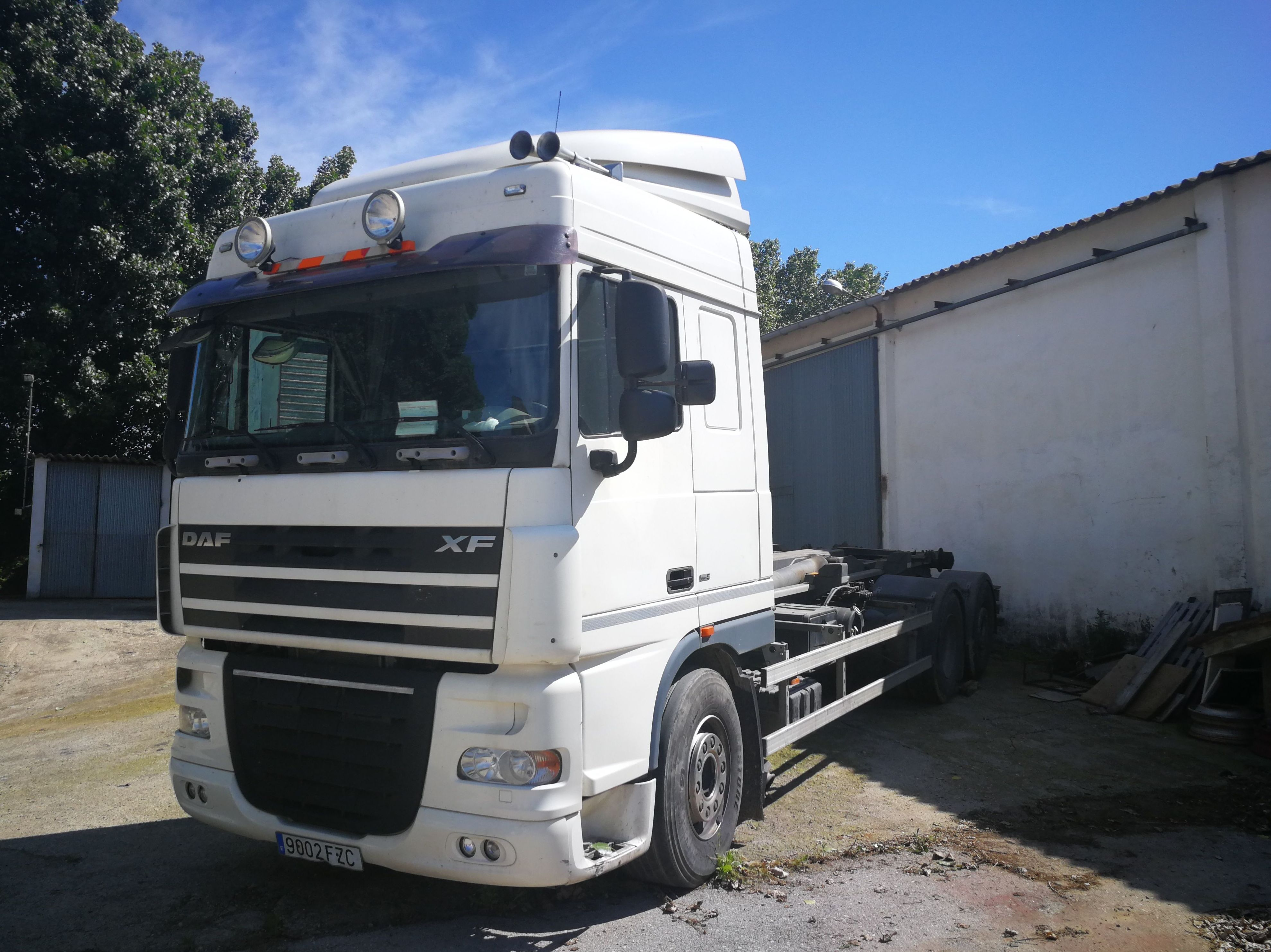 DAF FAN XF 105.460 6X2 AÑO 2006