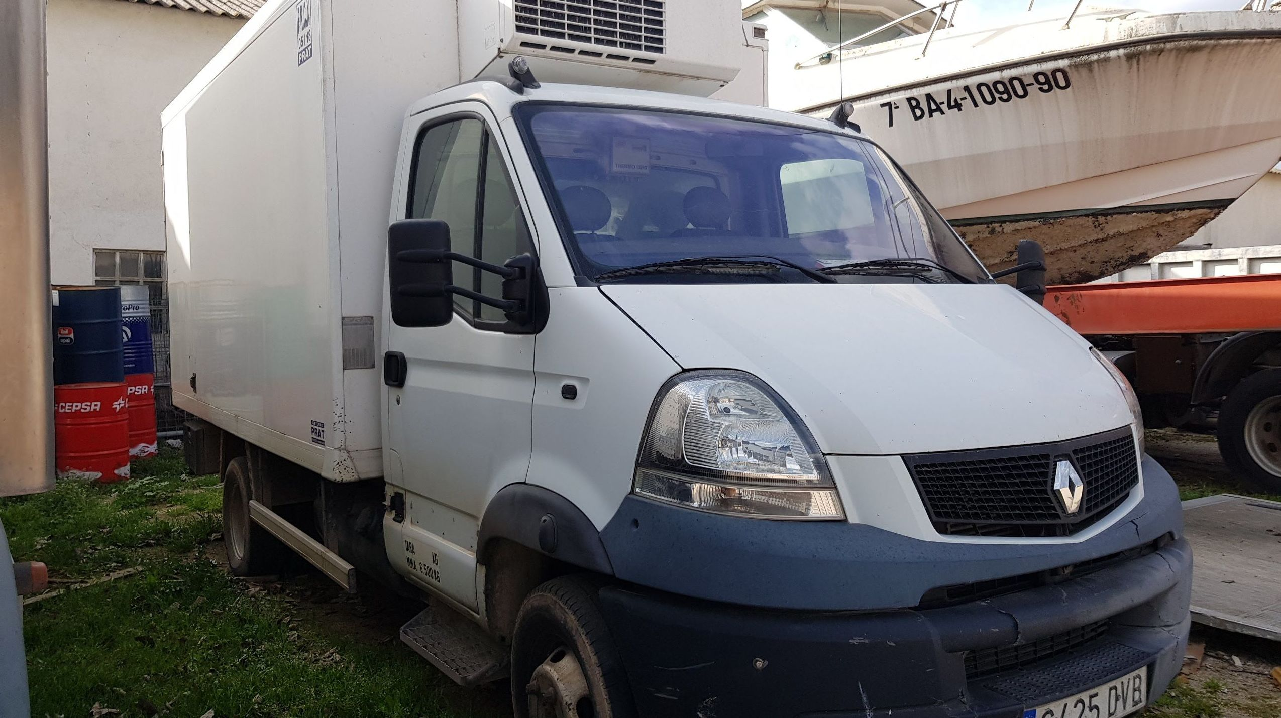 Foto 4 de Venta de vehículos y camiones de segunda mano en Manlleu | Font Camions