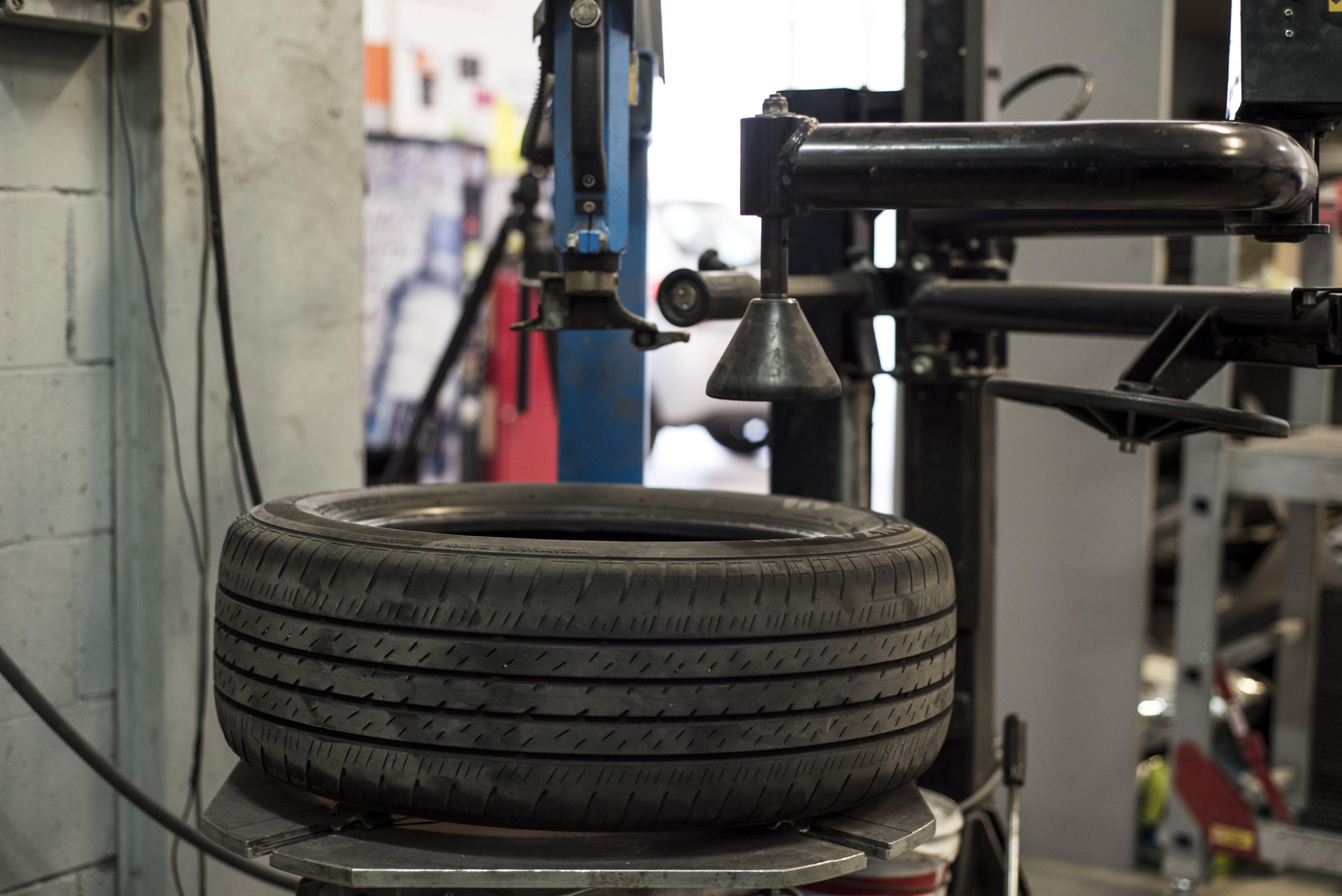 Repuesto de neumáticos