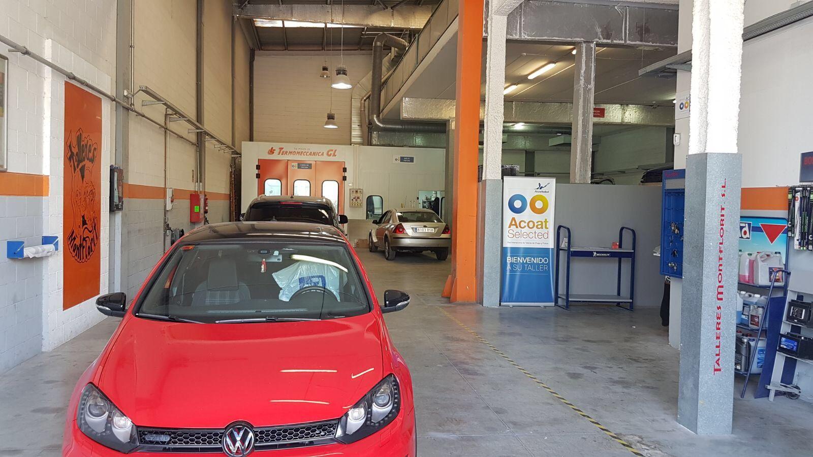 Reparación del automóvil en Gavà, Barcelona