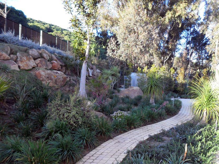 Diseño de jardines en San Roque, Cádiz
