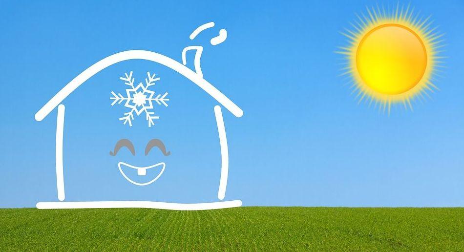 ¿Cuál es la temperatura adecuada para el aire acondicionado?
