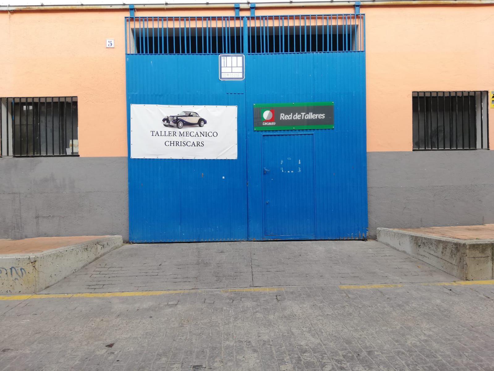 Repuestos del automóvil en Camarena