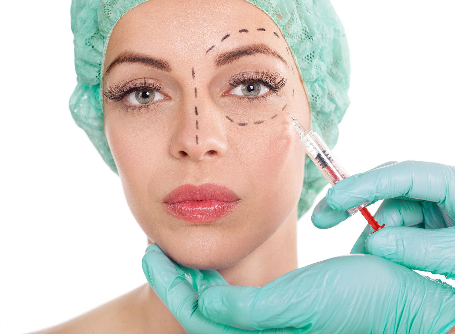 Tratamiento de botox en Getxo