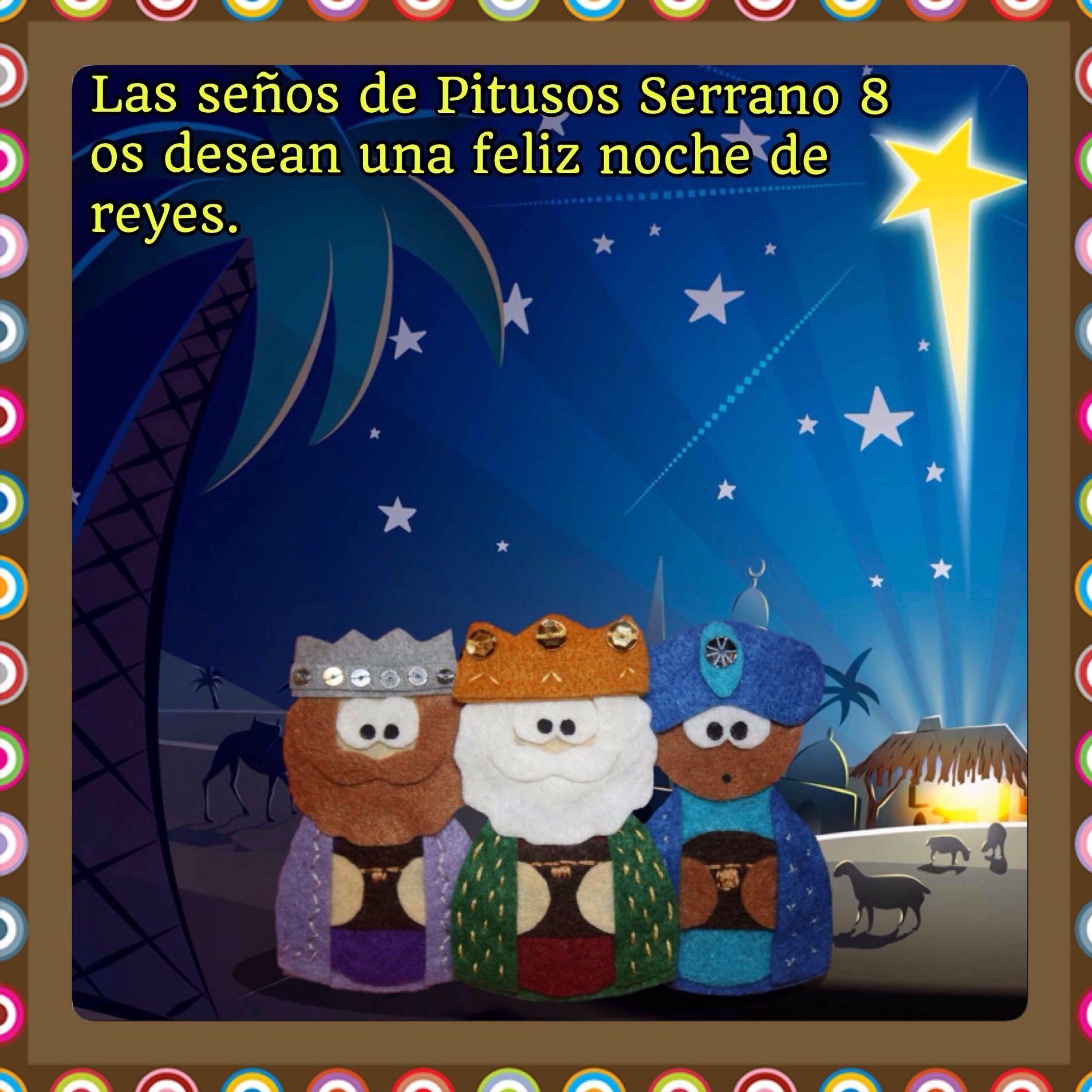 Feliz noche de Reyes!!!!!