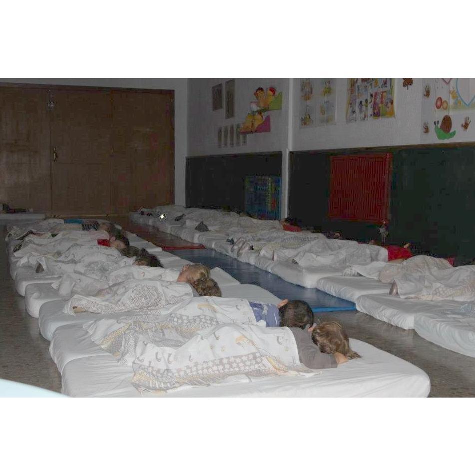 Sala para siesta: Instalaciones de Pitusos Serrano 8