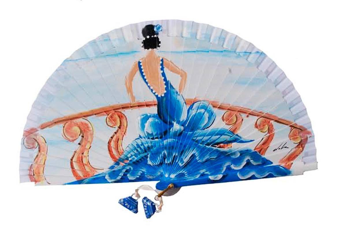 Souvenirs: Trajes de flamenca de Lunares Sevilla