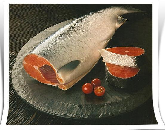 Venta de salmón