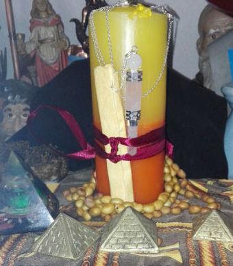 Ritual-Noche de San Juan-Velòn preparado con amuleto incluido