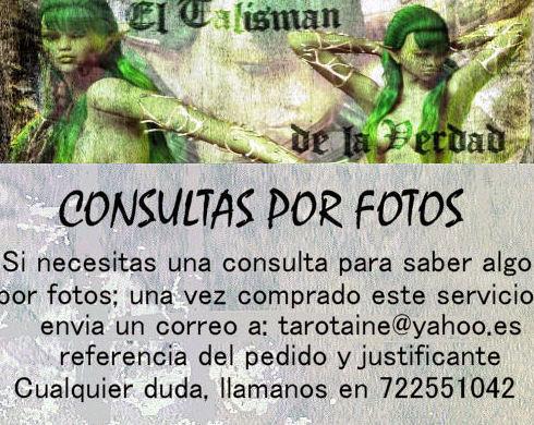 Consultas mediante fotos