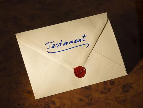 Testamentos y herencias