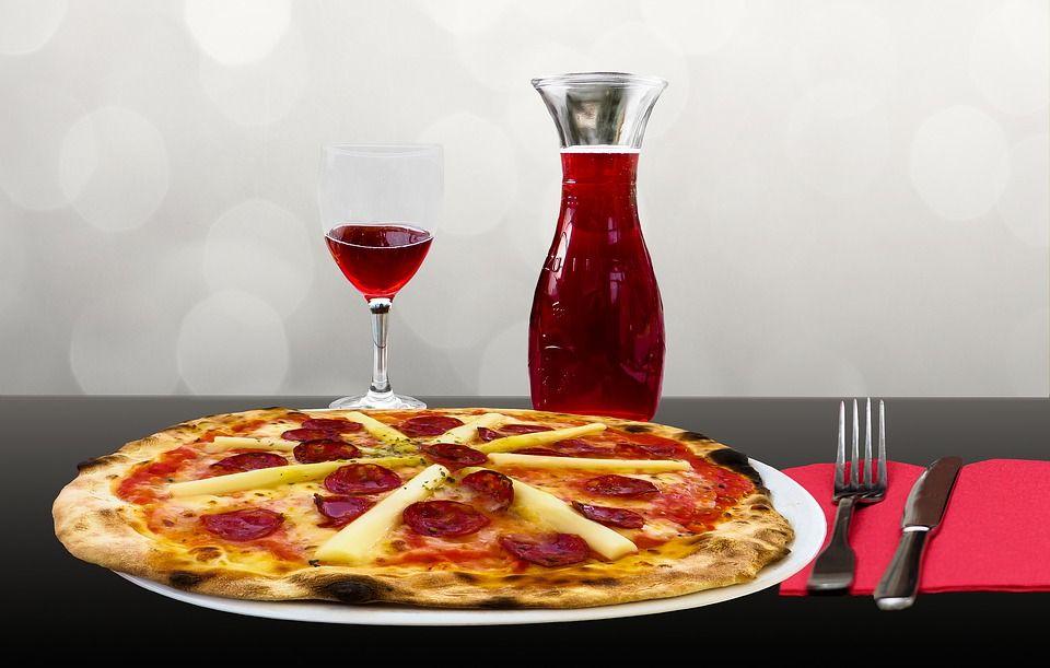 Vinos: Carta de Pizzería Heladería El Paseo