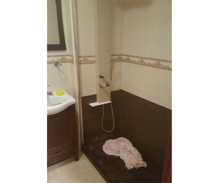 Instalaciones de platos de ducha
