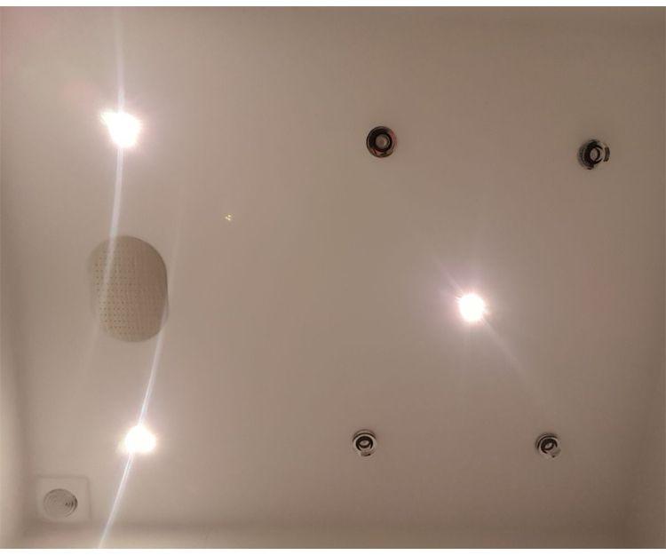 Instalación de luces en viviendas