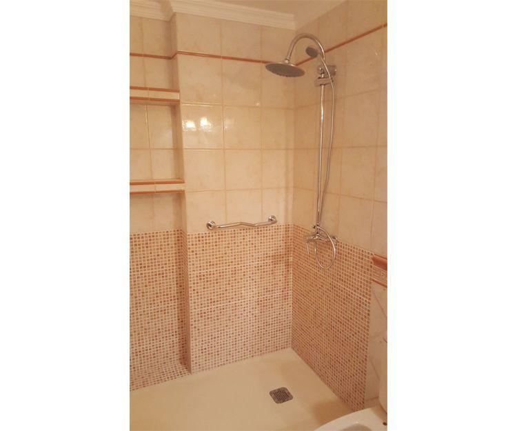 Especialistas en reformas de baño