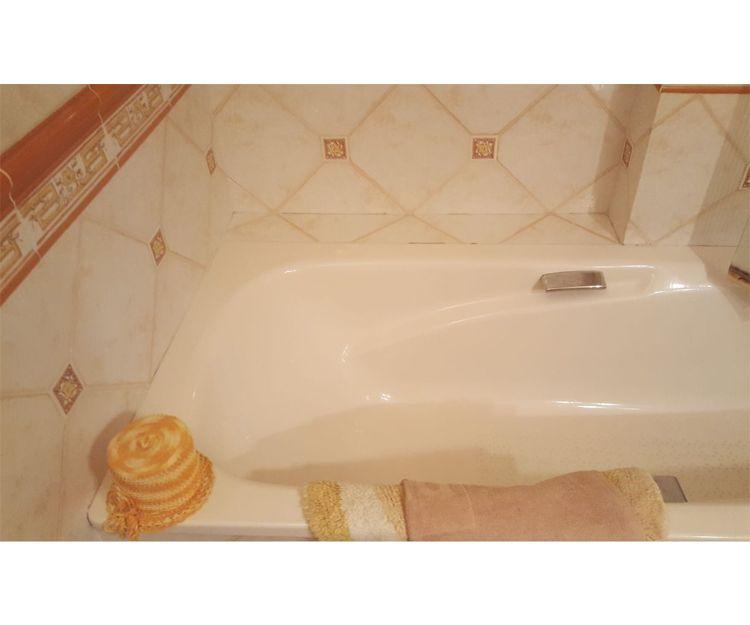 Instalación de bañera