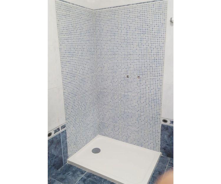 Cambio de bañera plato de ducha
