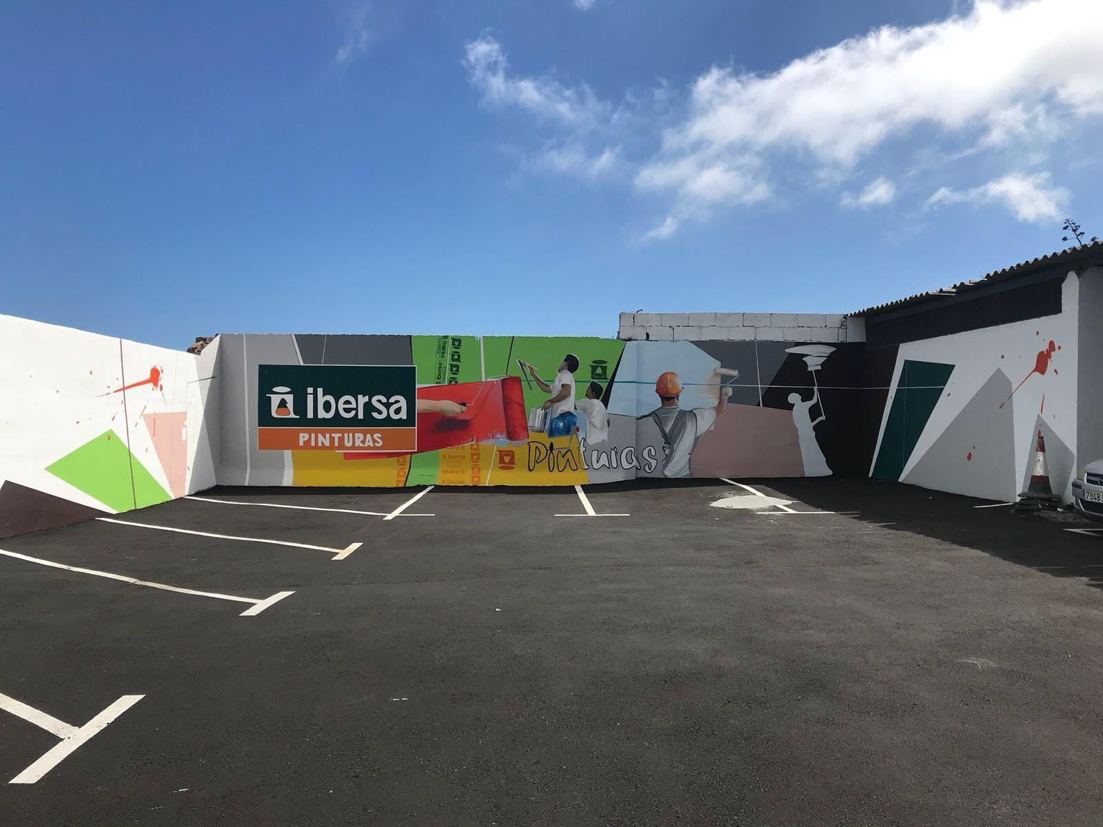 Venta de pintura para grafittis en Tenerife