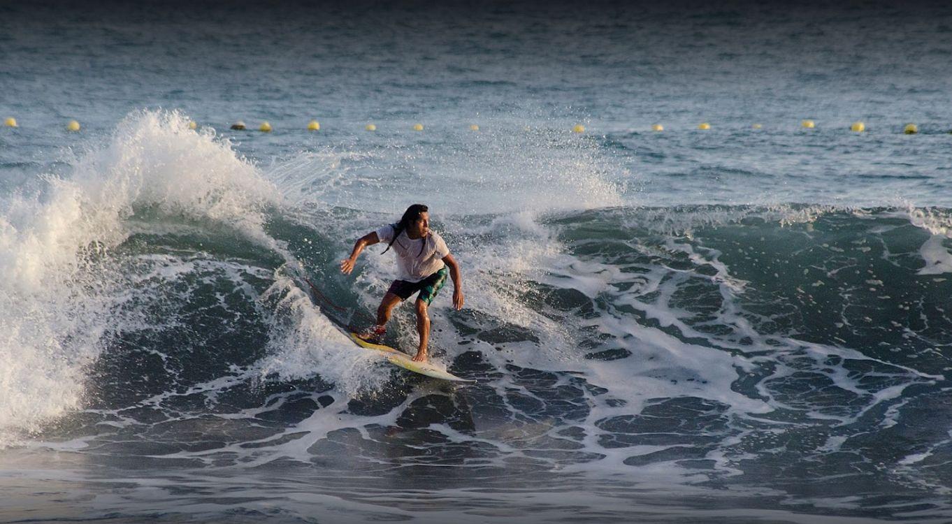 Surfboards in Tenerife
