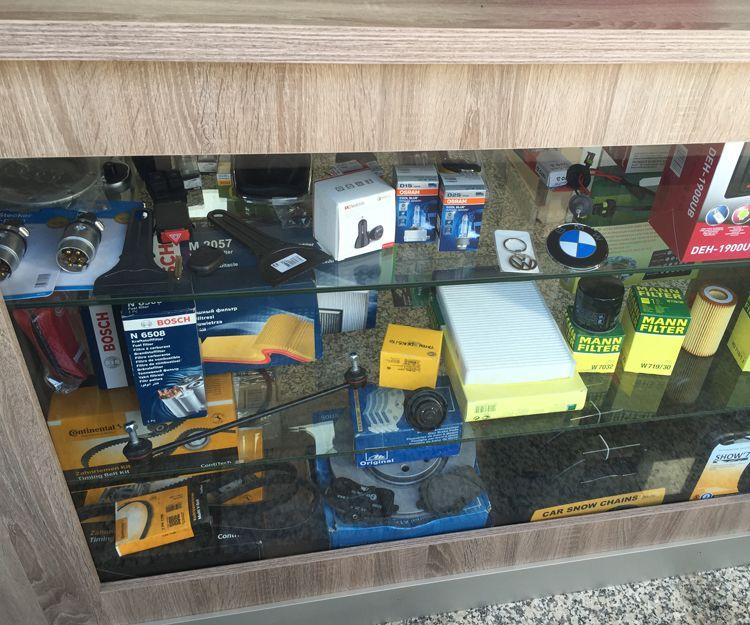 Venta de accesorios para coche en Ciudad Real