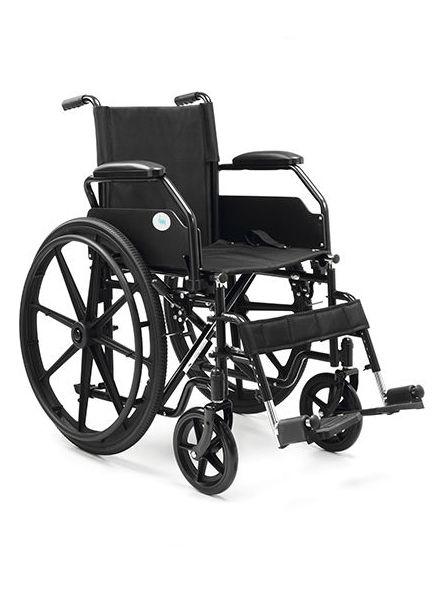 Silla de ruedas de acero cat logo de centre ortop dic maroba - Catalogo de sillas de ruedas ...