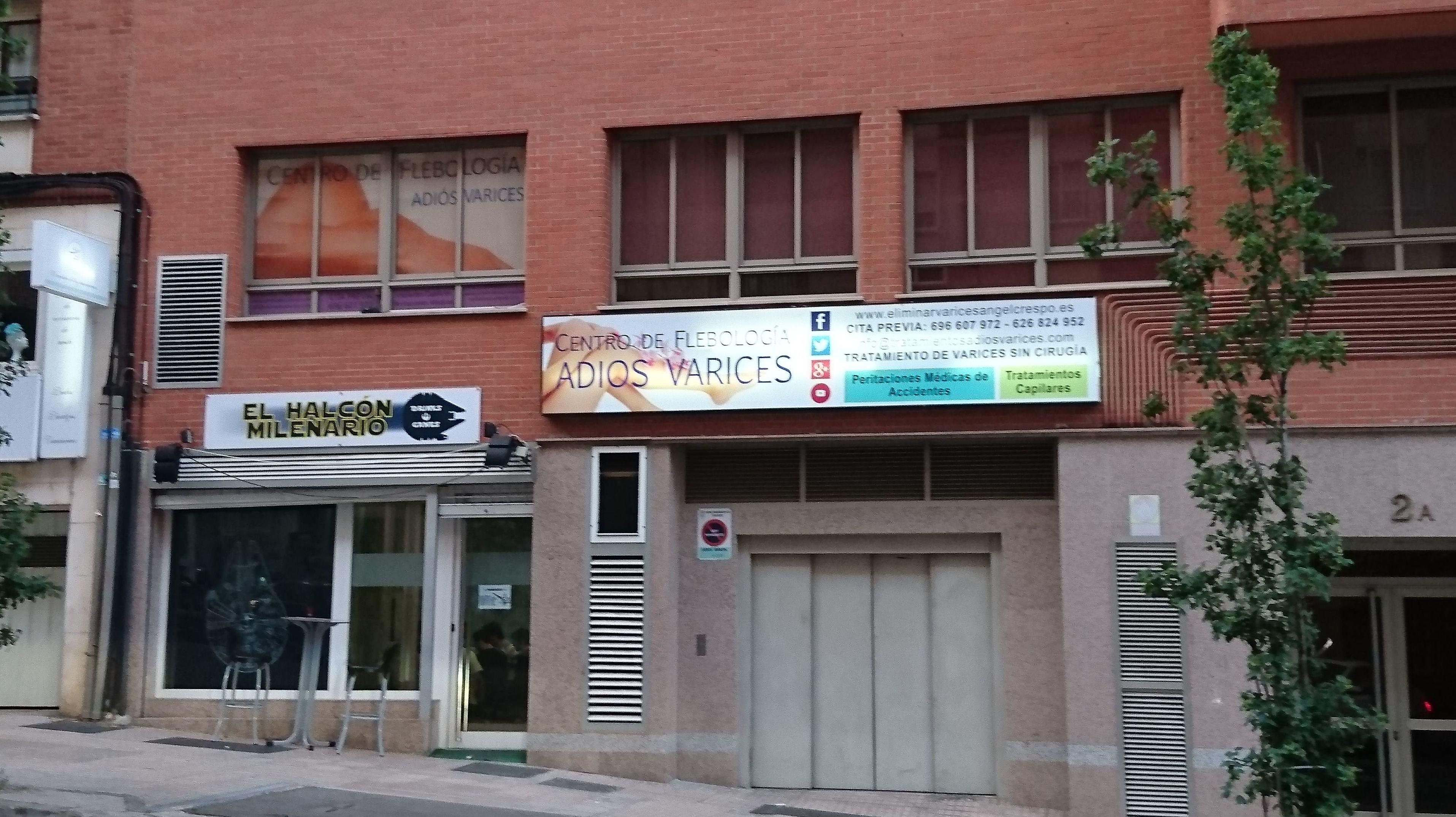 Foto 3 de Eliminación de varices en Cáceres | Centro Adiós Varices