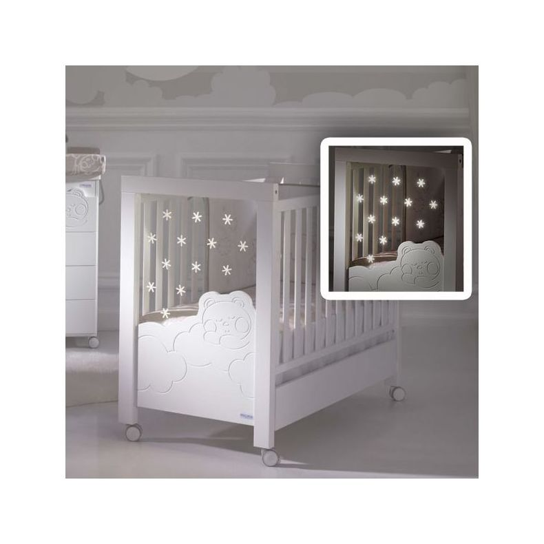 CUNA DOLCE CON LED